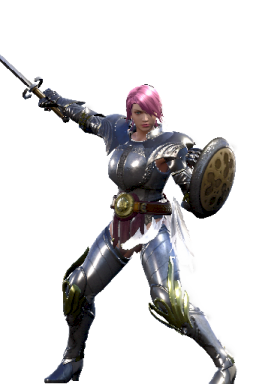 Custom Lightning Series:Final_Fantasy Style:Sophitia // 256x384 // 151.1KB