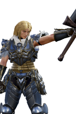 Alternate Genderswap Series:Soulcalibur Siegfried Style:Siegfried // 256x384 // 216.5KB