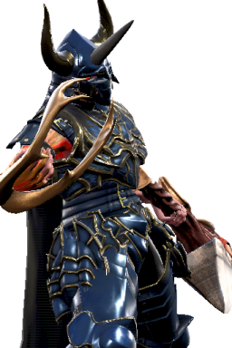 Alternate Genderswap Nightmare Series:Soulcalibur Style:Nightmare // 256x384 // 246.7KB