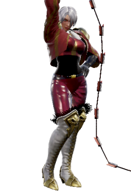 Alternate Ivy Series:Soulcalibur Style:Ivy // 256x384 // 136.3KB