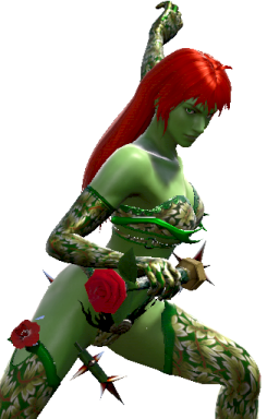 Custom Poison_Ivy Series:Batman Style:Ivy // 256x384 // 198.5KB