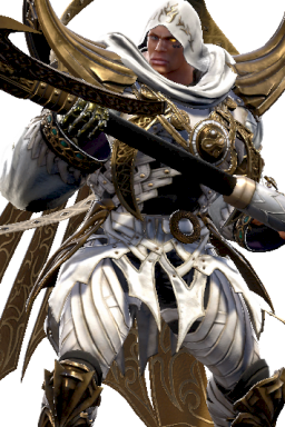 Alternate Modded Series:Soul_Calibur Style:Astaroth // 256x384 // 404.7KB