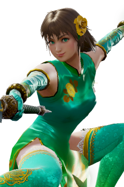 Alternate Modded Style:Xianghua Unbreakable_Parts // 256x384 // 296.9KB