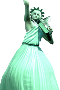 Style:Maxi lady_liberty series:murrica // 256x384 // 244.0KB