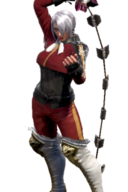 Alternate Ivy Series:Soulcalibur Style:Ivy // 256x384 // 174.4KB