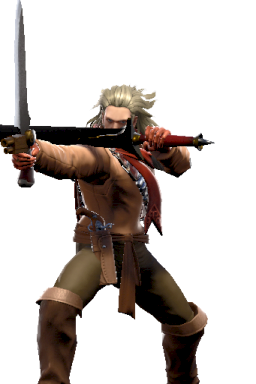 Ocelot Revolver_Ocelot Series:Metal_Gear Style:Cervantes Your_Pretty_Good // 256x384 // 133.7KB