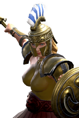 Alternate Hoplite Modded Series:Soulcalibur Sophitia Style:Sophitia Unbreakable_Parts // 256x384 // 222.5KB