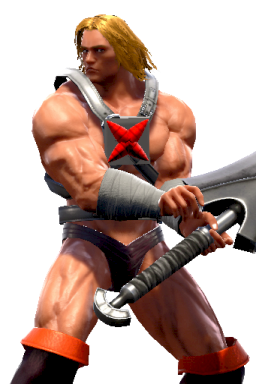 Custom He-Man Series:He-Man Style:Siegfried // 256x384 // 248.8KB
