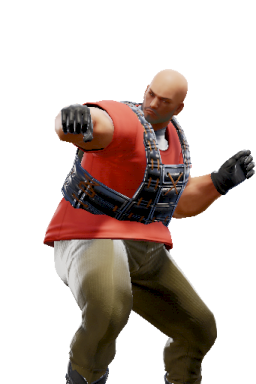 Heavy Style:Nightmare Team_Fortress_2 // 256x384 // 158.8KB