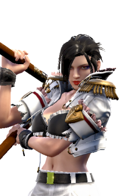 Female_Maxi Modded Series:Soulcalibur Style:Maxi // 256x384 // 244.2KB