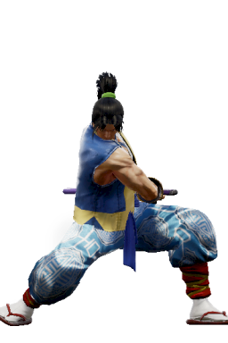 Alternate Mitsurugi Series:Soulcalibur Style:Mitsurugi // 256x384 // 134.3KB