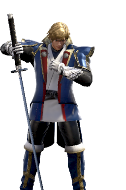 Custom Jin_Kisaragi Series:Blazblue Style:Siegfried // 256x384 // 154.3KB