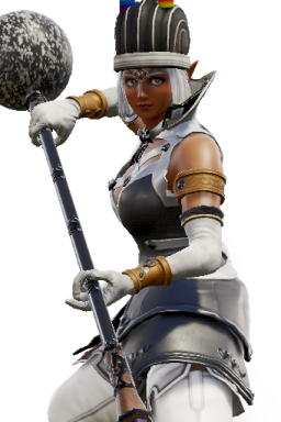 Angol_Fear Breakable Custom NOTMINE! Series:Soulcalibur Style:Seong_Mi-na // 256x384 // 260.2KB