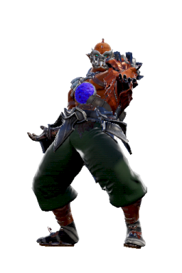 Modded Necrid Necrid_(Alternate) Series:Soulcalibur Style:Azwel Unbreakable_Parts // 256x384 // 114.2KB