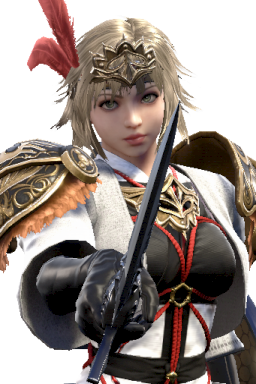 Breakable Custom Lu_Lingqi NOTMINE! Series:Dynasty_Warriors Series:Soulcalibur Style:Sophitia The13thElysium_Creation // 256x384 // 345.1KB