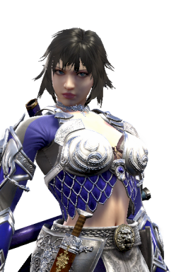 Breakable Custom NOTMINE! Series:Dynasty_Warriors Series:Soulcalibur Style:Taki The13thElysium_Creation Wang_Yi // 256x384 // 279.9KB