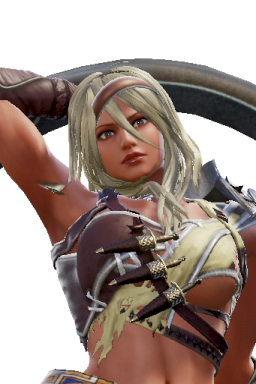 Breakable Custom NOTMINE! Series:Dynasty_Warriors Series:Soulcalibur Style:Tira The13thElysium_Creation Zhurong // 256x384 // 302.7KB