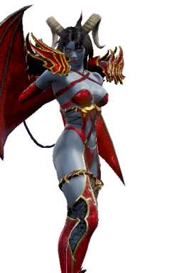 Custom Queen_of_Pain Series:Dota2 Style:Ivy // 256x384 // 163.6KB
